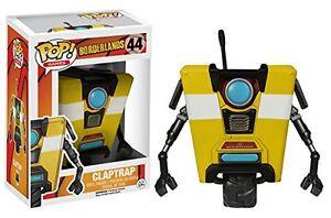 NEW Funko POP Games: Borderlands Clap Trap Action Figure