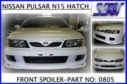Nissan Pulsar Spoiler