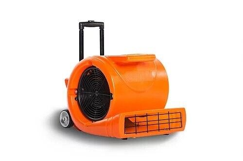 Air Mover Blower  Carpet Dryer Industrial Commercial w/ Handle & Wheels 5000CFM