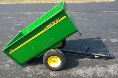 John Deere Cart Ebay