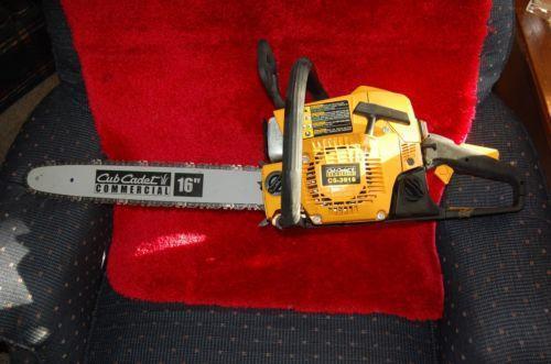 Efco Chainsaw Ebay