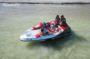 2008 sea do 150 speedster supercharged 215 HP very fast boat