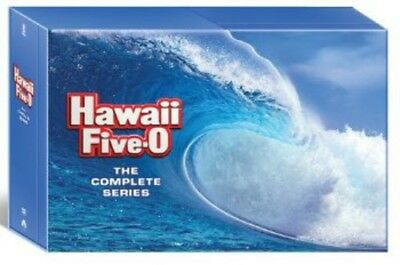 Hawaii Five-O: The Complete Series [New DVD] Boxed Set, Full Frame, Gift Set,