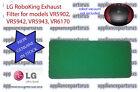 LG Vacuum Filters/Filter Kits