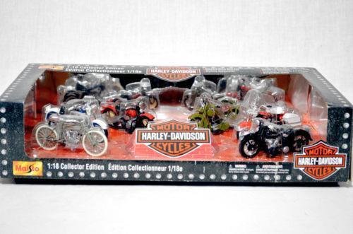 Harley Davidson Toys : Harley davidson die cast replica ebay