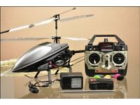 HUGE RC 3.5CH DOUBLE HORSE 9101 GYRO REMOTE RADIO CONTROL HELICOPTER