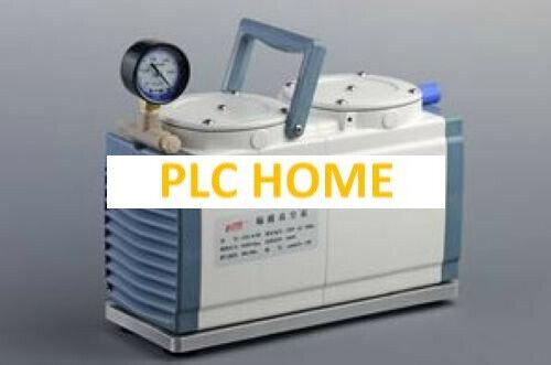 Oil Free Diaphragm Lab Vacuum Pump Pressure adjustable for chromatograph 2 Pump#