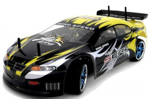 nitro rc drift car ebay. Black Bedroom Furniture Sets. Home Design Ideas