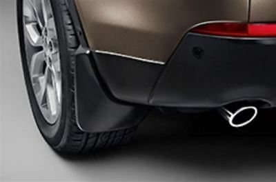 Genuine Land Rover - Discovery Sport Rear Mudflap Set, 5 Seater - VPLCP0204