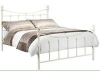 Julian Bowen Rebecca Double Bed.NEW
