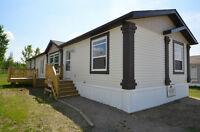 New 20'x76' manufactured home only 30 mins from Grande Prairie!