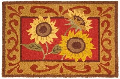 Jellybean Rug Provence Sunflowers