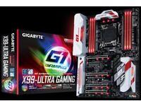 i7-5960x Gigabyte X99 Bundle (Just add a case and GPU)
