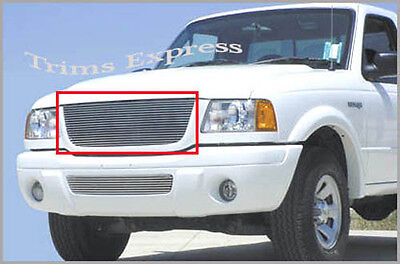 Edge Billet - 2001-2003 Ford Ranger 4WD/Edge Billet Grille-Upper
