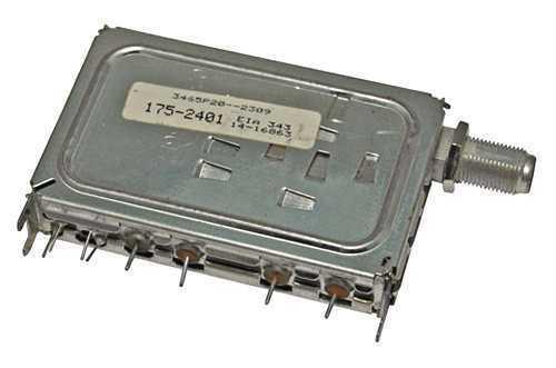 Zenith TV Tuner # 175-2401 ( 99V016 )