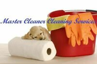 Master Cleaner Cleaning Services