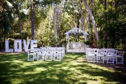 Wine barrels and DIY rustic wedding and event decor for HIRE