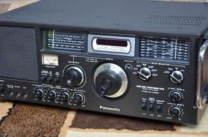 Mint Panasonic RF-4800,Vintage SW World Radio AM/FM/SSB/CW