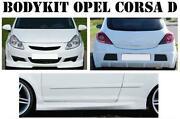 Opel Corsa D Bodykit