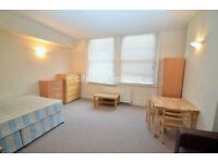 NW1: Studio Flat in Camden - BILLS included