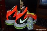 Nike Lebron Elite Size 9