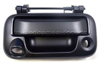 Ford F150 Tailgate Handle - for Ford F150 Tailgate Handle Exterior Outside Gate With Camera Hole Primed