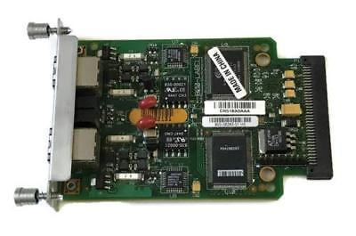OEM Cisco 2 Port WIC-2AM Analog Modem WAN Interface Card