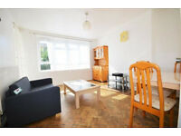 W3: Spacious Two Bedroom Flat with Balcony