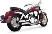 Honda Shadow Spirit 750 Exhaust