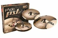 cymbale Paiste PST 8 Reflector Rock Set 14,16,20