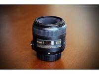 Nikon 40mm micro new 100£