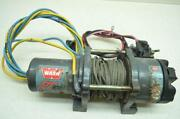 Used Warn Winch