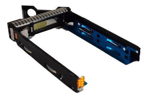 "NEW and Original HP 651314-001 Drive Tray Caddy 3.5"" Smart G8 G9 SAS SATA Screws"