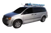 Ladder rack for van, minivan