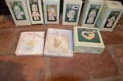 Precious Moments Ornaments Lot