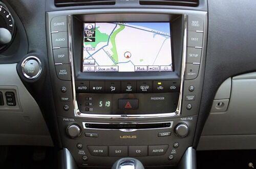 Lexus Is250 Navigation Dvd Touch Screen Mark Levinson