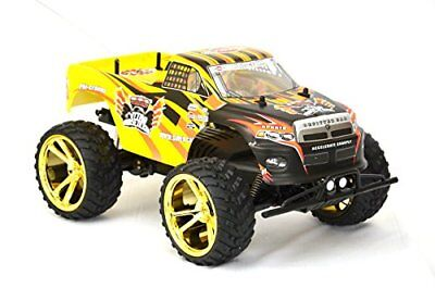 KERAIZ MONSTER TRUCK BIG WHEEL RC -BEST GIFT TOYS FOR KIDS- 1/10 (Best Rc Monster Truck For Kids)