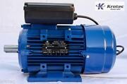 240V 1 HP Electric Motor