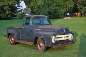 1953-1955 F100 or M100