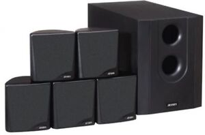 Jensen JHT525 5.1 Home Theater Speaker System! New Condition!