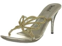 Unze Women's Evening Shoes CLEARANCE SALE OVER 50% OFF