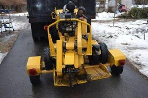 Stump Grinder Ebay