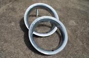 Chrome Wheel Rings