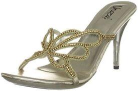 Unze Women's Evening Heels CLEARANCE SALE OVER 50% OFF