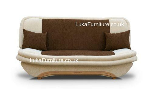 Click Clack Sofa Bed With Storage Ebay