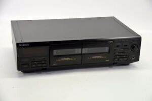 Stereo Music Double Cassette Tape Deck