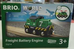 Brio Freight Battery Engine Train Macquarie Fields Campbelltown Area Preview