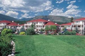 Fairmont Hot Springs - Riverside Villas Weekend June 23 - 25