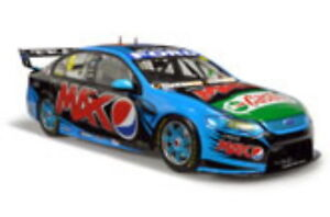 CLASSIC CARLECTABLES 1/64 FORD FG FALCON 2014 CHAZ MOSTERT SM64231