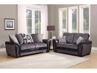 *BRAND NEW* RIO SOFAS / 3+2 seater set in Formal OR Scatter Back ***FREE DELIVERY***